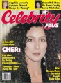CHER Celebrity Plus (4/88) USA Magazine