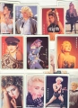 MADONNA 1993 Set of 12 PORTUGAL Calendar Cards