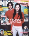WHITE STRIPES NME (4/5/03) UK Magazine