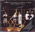 MARIAH CAREY & BOYZ II MEN One Sweet Day UK CD5 w/4 Tracks