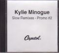 KYLIE MINOGUE Slow USA CD5 Promo w/Remixes
