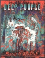 DEEP PURPLE 1998 Moments Of Abandon JAPAN Tour Program