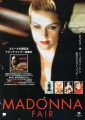 MADONNA Fair JAPAN Promo Movie Flyer