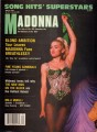 MADONNA Song Hits' Superstars (Winter/90) USA Magazine