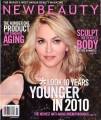 MADONNA New Beauty (Winter-Spring/2010) USA Magazine