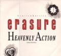 ERASURE Heavenly Action UK 12