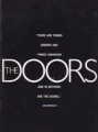 THE DOORS Original JAPAN Movie Program    OLIVER STONE