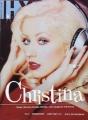 CHRISTINA AGUILERA HX (8/18/06) USA Magazine