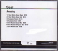 SEAL Amazing USA CD5 Promo w/7 Mixes