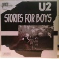 U2 Story For Boys UK LP