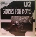 U2 Story For Boys UK LP