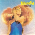 BLONDIE Atomic SPAIN 7''