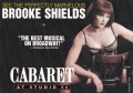 BROOKE SHIELDS Cabaret USA Postcard