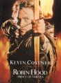 KEVIN COSTNER Robin Hood: Prince Of Theives Original JAPAN Movie Program
