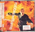 ROBBIE WILLIAMS Millenium JAPAN CD5 w/Live Tracks & Demos