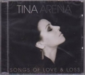 TINA ARENA Songs Of Love & Loss EU CD