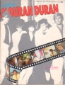 DURAN DURAN Inside Duran Duran USA Picture Book