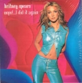 BRITNEY SPEARS Oops!...I Did It Again EU CD5 Promo