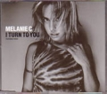 MELANIE C I Turn To You AUSTRALIA CD5 w/5 Tracks+Video & Sticker