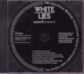 WHITE LIES Death USA CD5 Promo w/7 Versions