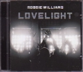 ROBBIE WILLIAMS Lovelight EU CD5 w/6 Versions