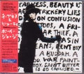 BOY GEORGE Cheapness And Beauty JAPAN CD w/3 Bonus Tracks