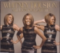 WHITNEY HOUSTON Million Dollar Bill EU CD5 w/2 Tracks