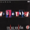 DURAN DURAN Strange Behaviour JAPAN 12