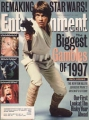 STAR WARS Entertainment Weekly (1/10/97) USA Magazine