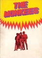 MONKEES 1968 JAPAN Tour Program