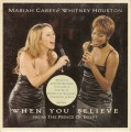 MARIAH CAREY & WHITNEY HOUSTON When You Believe UK CD5
