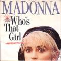 MADONNA Who's That Girl USA 7