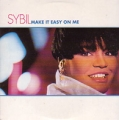 SYBIL Make It Easy On Me GERMANY CD5