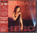MARIAH CAREY Hero JAPAN CD5 Picture Disc w/4 Tracks