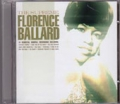 FLORENCE BALLARD The Supreme Florence Ballard UK CD