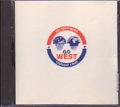 PET SHOP BOYS Go West USA CD5 w/7 Tracks