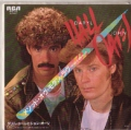 HALL & OATES Method Of Modern Love JAPAN 7''