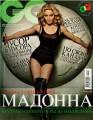 MADONNA GQ (8/08) RUSSIA Magazine