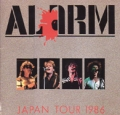ALARM JAPAN Tour 1986 Tour Program