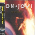 BON JOVI 7800 Degrees Fahrenheit JAPAN CD Ltd.Edition