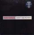 EURYTHMICS Don`t Ask Me Why UK CD5 Box Set w/Poster
