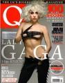 LADY GAGA Q (4/10) UK Magazine