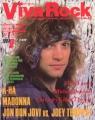BON JOVI Viva Rock (9/87) JAPAN Magazine