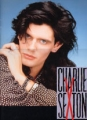 CHARLIE SEXTON 1989 JAPAN Tour Program