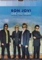 BON JOVI 2002 UK Calendar