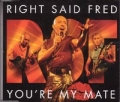 RIGHT SAID FRED You`re My Mate German CD5