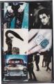 U2 Achtung Baby UK Cassette