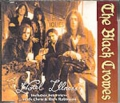 BLACK CROWES Hotel Illness JAPAN CD5 w/Interview Tracks