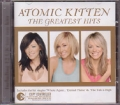 ATOMIC KITTEN The Greatest Hits EU CDw/15 Tracks
