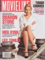 SHARON STONE Movieline (6/93) USA Magazine